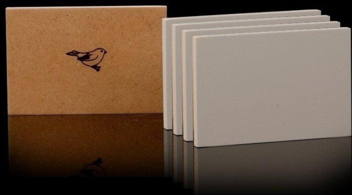 MusPaneel Silver-line 25x25 cm 4-pack kopen