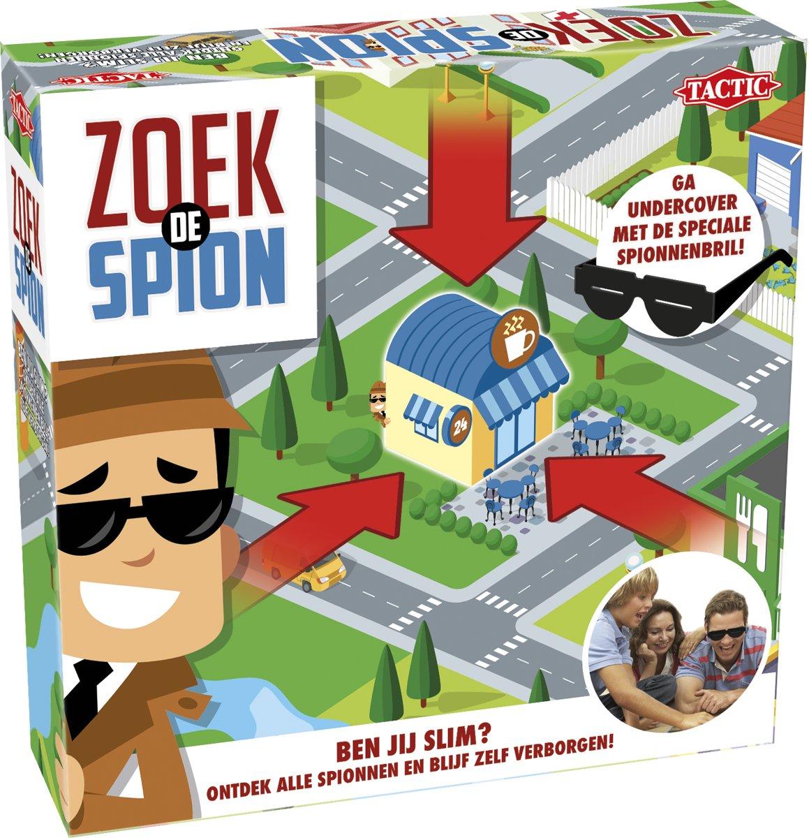 Zoek de Spion kopen