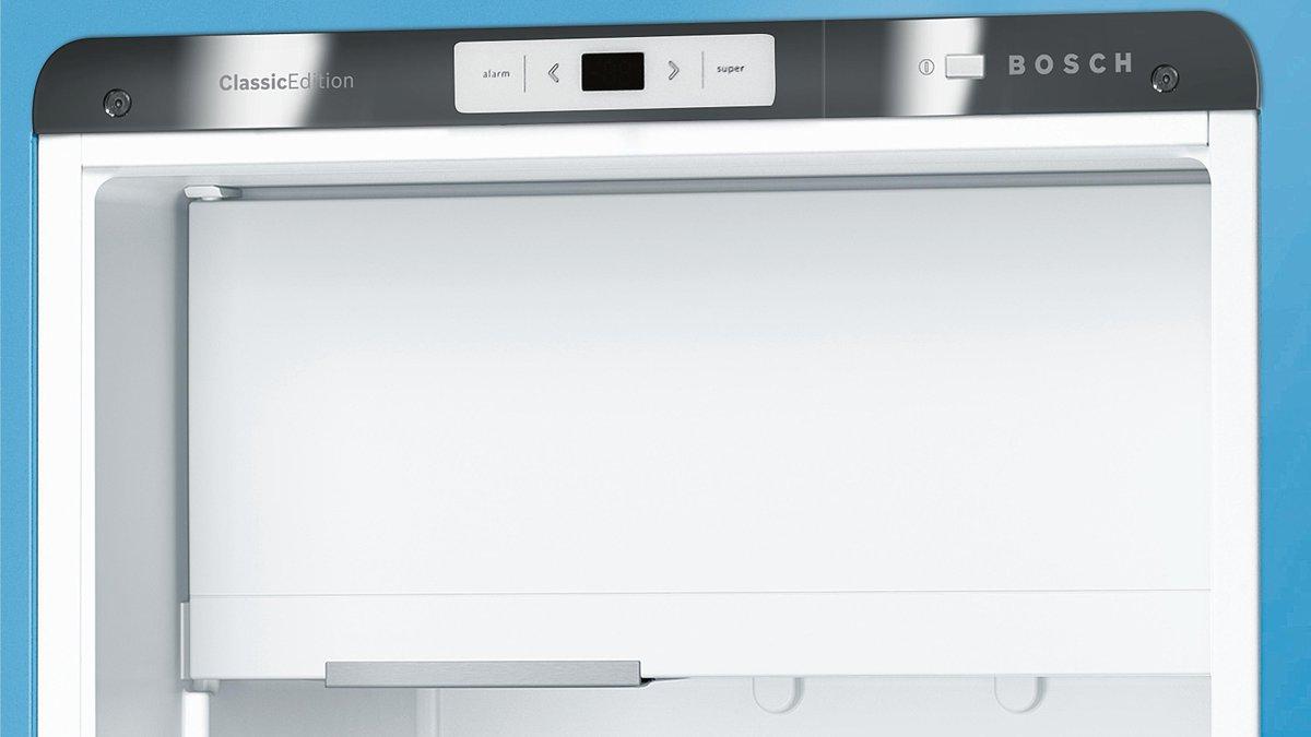 Bosch Retro Koelkast : Bol.com bosch ksl20au30 serie 8 retro koelkast blauw