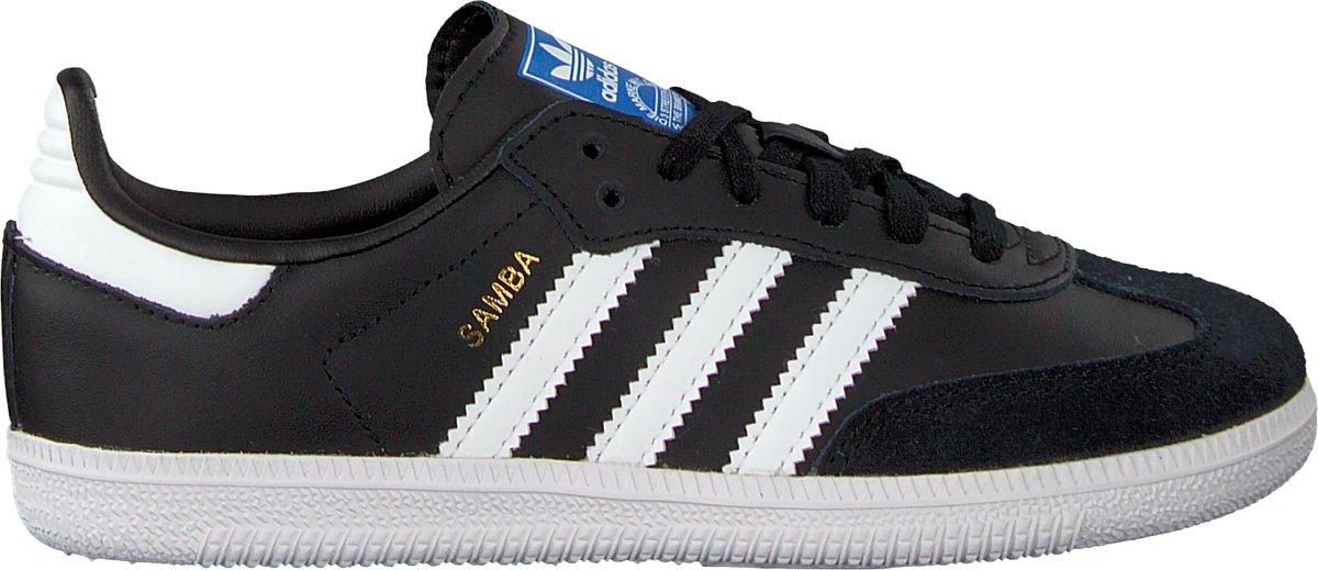 431ee619333 bol.com | Adidas Jongens Sneakers Samba Og C - Zwart - Maat 35