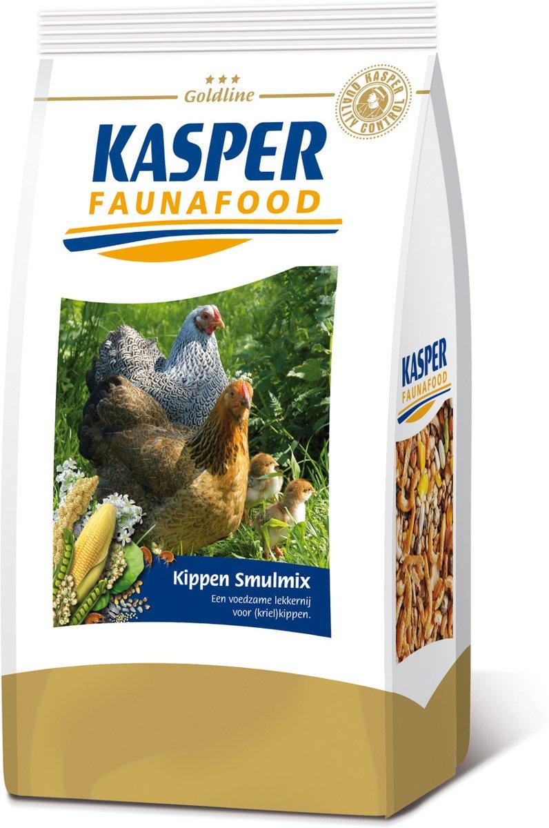 Kasper Faunafood Goldline Smulmix Kip 600 Gr