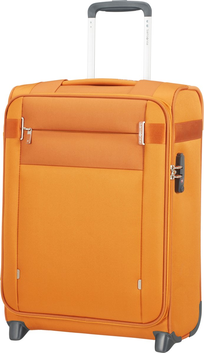 Samsonite Reiskoffer - Citybeat Upright 55/20 (Handbagage) Apricot kopen