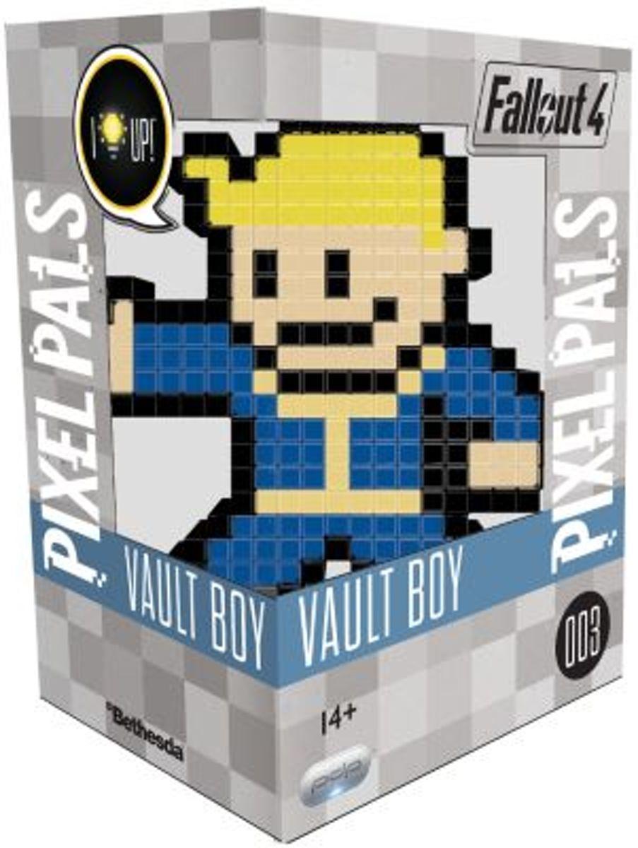 Pixel Pals - Lichtfiguur - Fallout - Vault Boy - #003