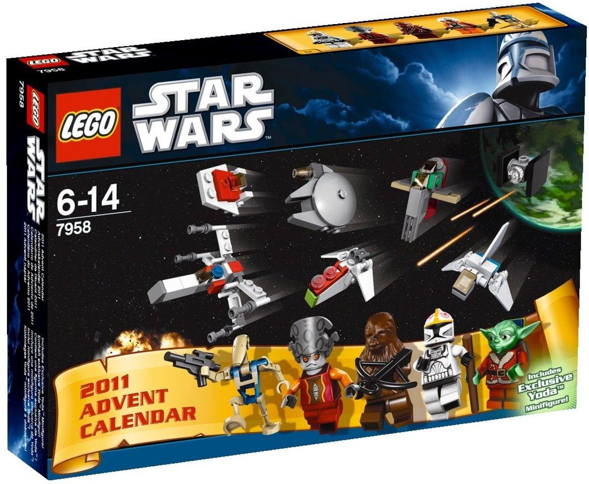 Star Wars Adventkalender - 7958 kopen