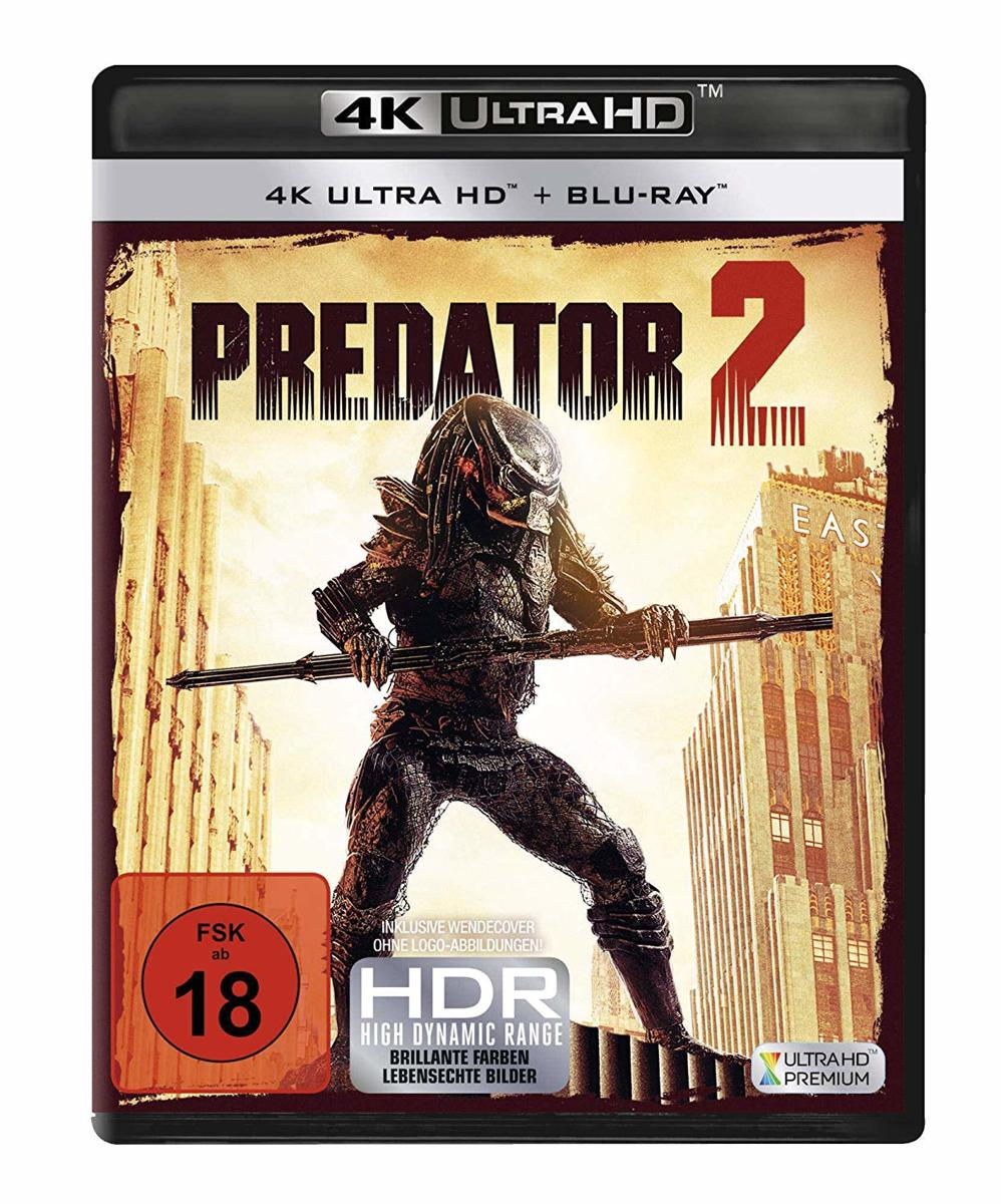 Predator 2 (Ultra HD Blu-ray & Blu-ray)-