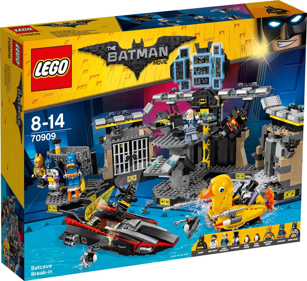 LEGO Batman Movie Batcave Inbraak - 70909 kopen