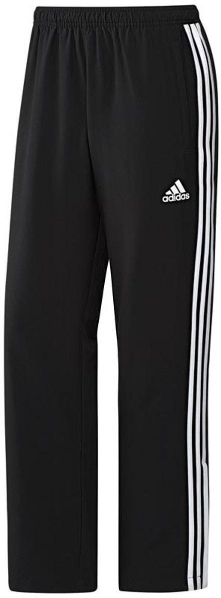 adidas T16 Team Pant Sportbroek Maat M Mannen zwartwit
