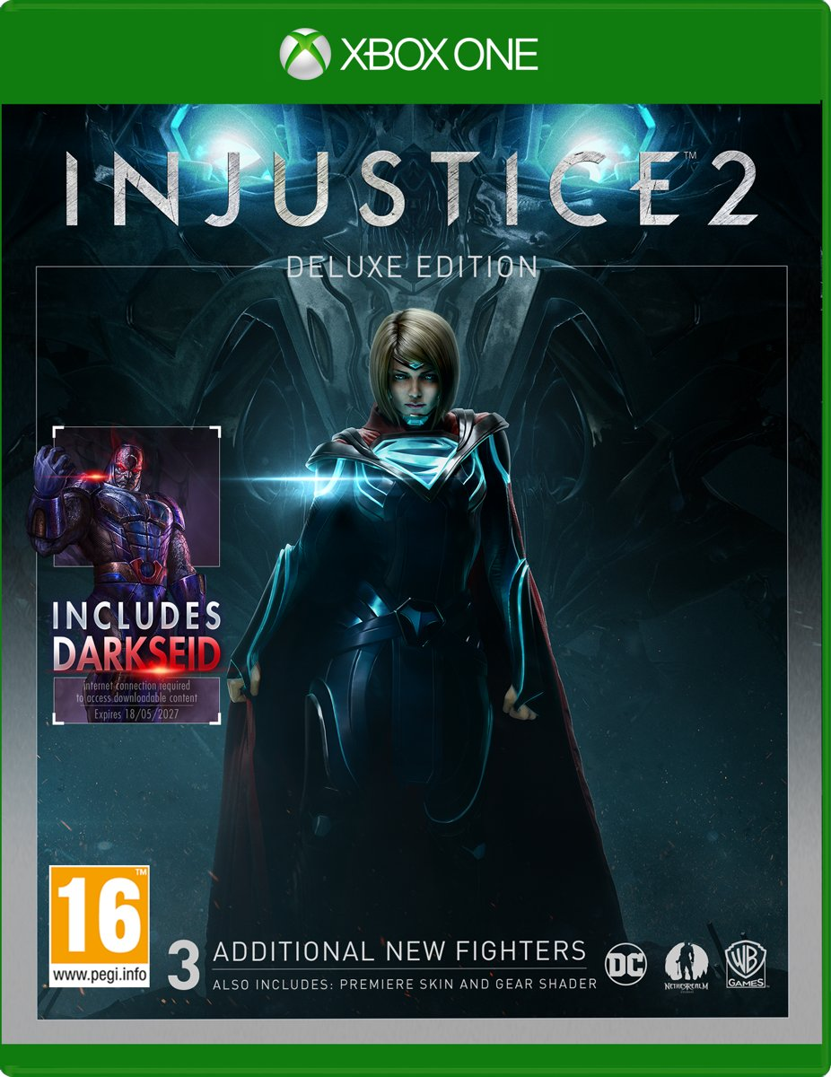 Injustice 2 - Deluxe Edition Xbox One