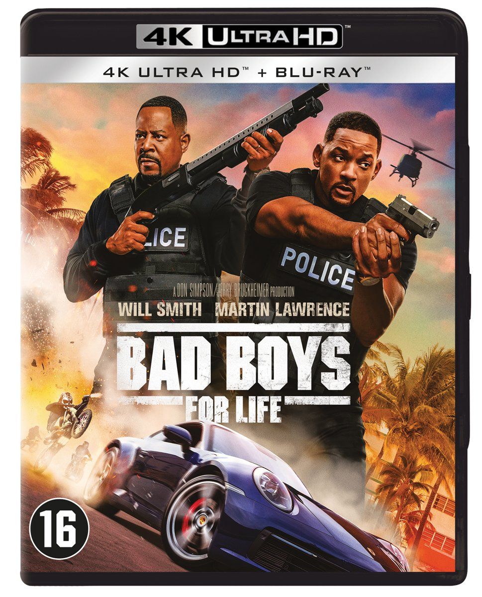 Bad Boys For Life (4K Ultra HD Blu-ray)-