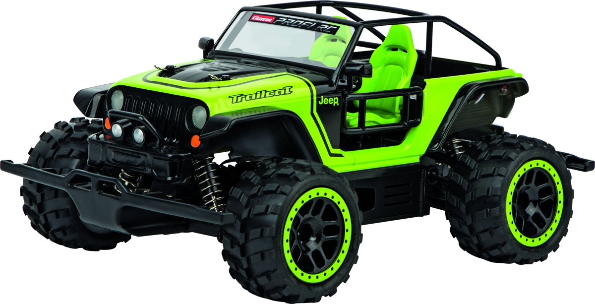 Carrera RC Jeep Trailcat - Carrera Profi RC