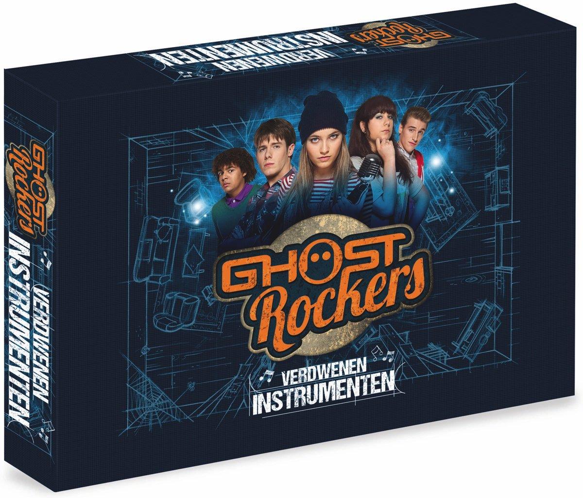 Studio 100 Ghost Rockers Spel - De Verdwenen Instrumenten