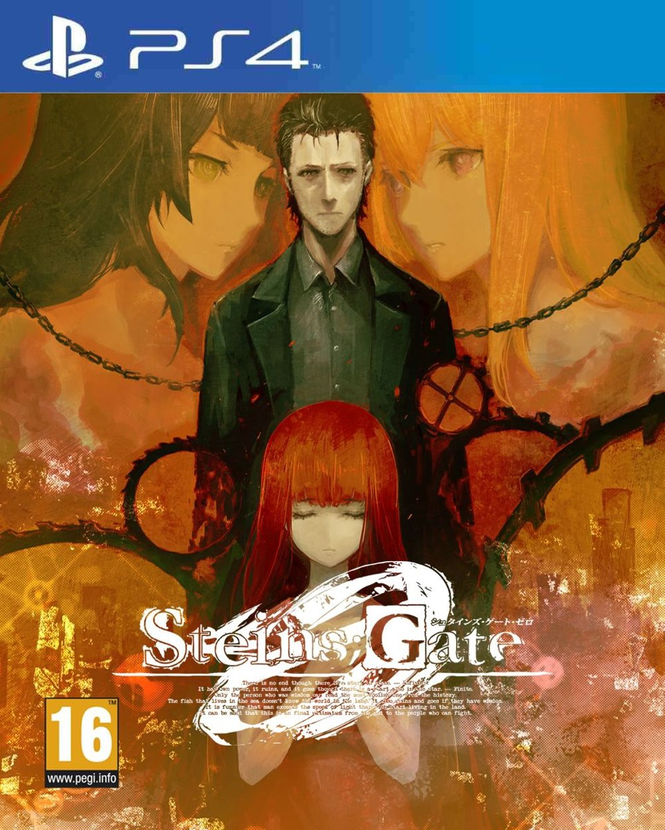 Steins;Gate 0 PlayStation 4
