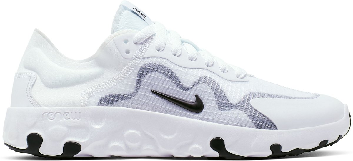 Nike Renew Lucent Dames Sneakers WhiteBlack Maat 37.5