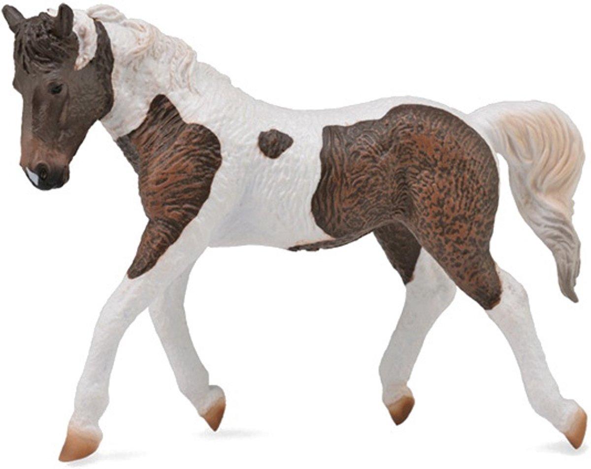 Collecta Paarden: Curly Merrie 14 X 11 Cm kopen