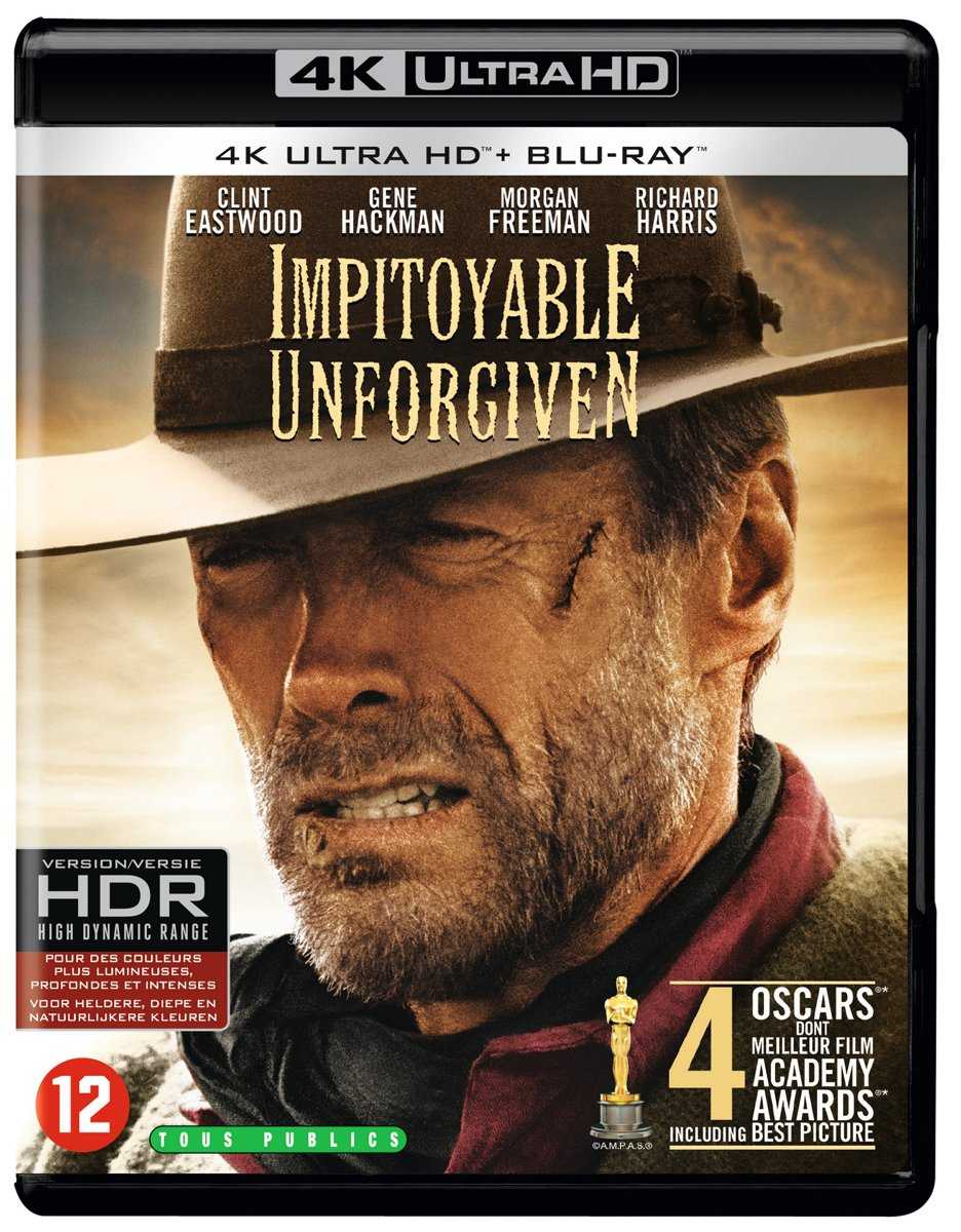 Unforgiven (4K Ultra HD Blu-ray)-