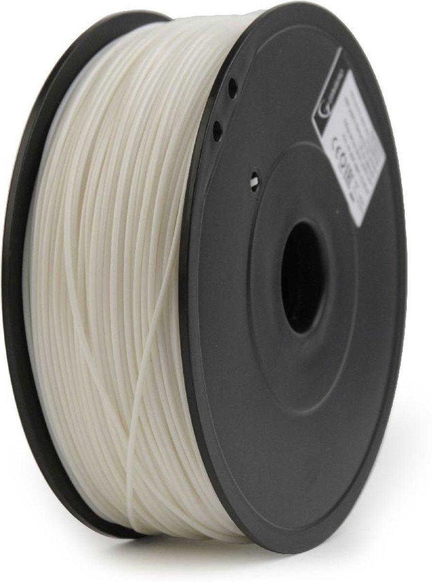Gembird3 FF-3DP-ABS1.75-02-W - Filament (600 g) ABS, 1.75 mm, wit