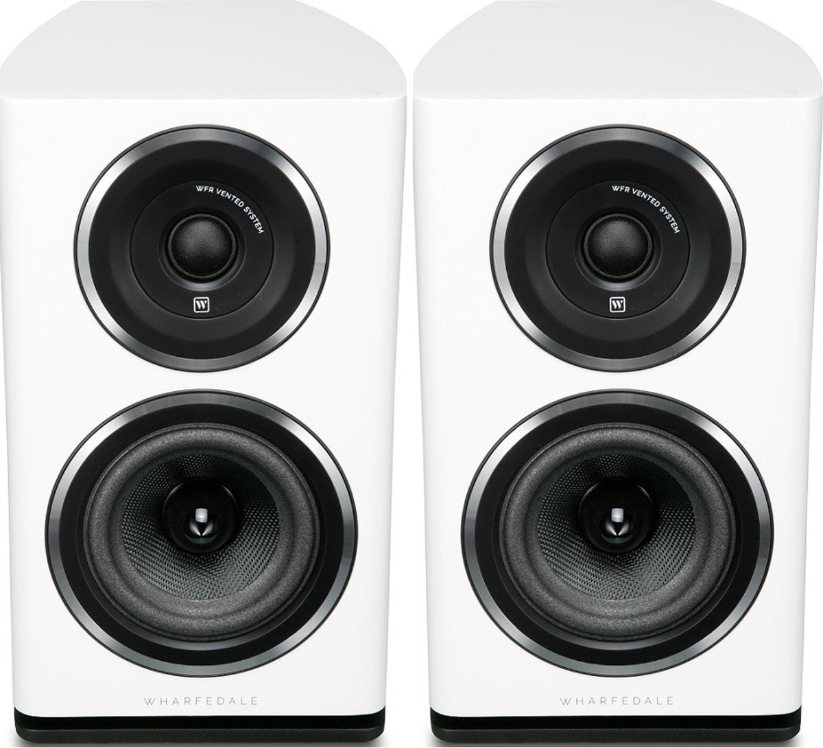 Wharfedale Diamond 11.1 Speakerset - Wit kopen