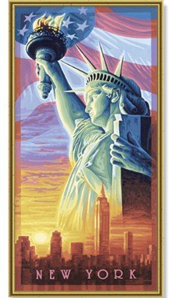 Schipper Schilderen op Nummer - het Vrijheidsstandbeeld kopen