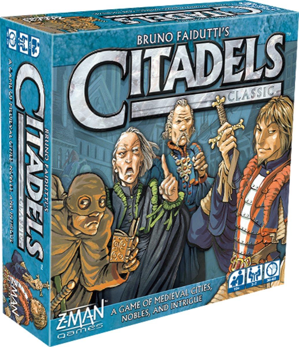 Citadels - Classic (Engelstalig)