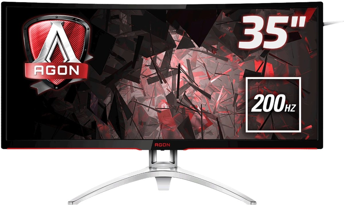 AOC AGON AG352QCX - UltraWide Curved Gaming Monitor (200 Hz) kopen