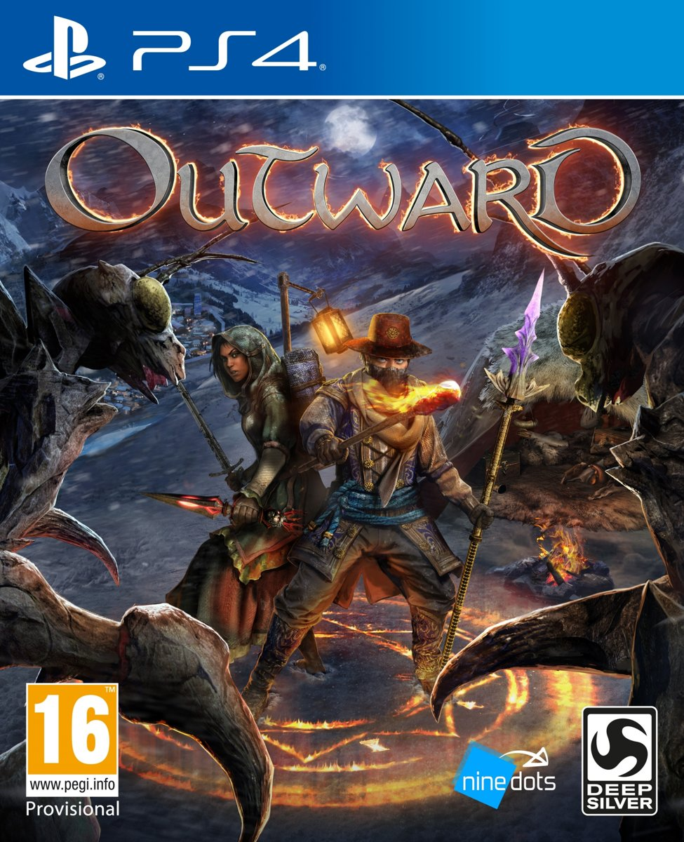 Outward PlayStation 4