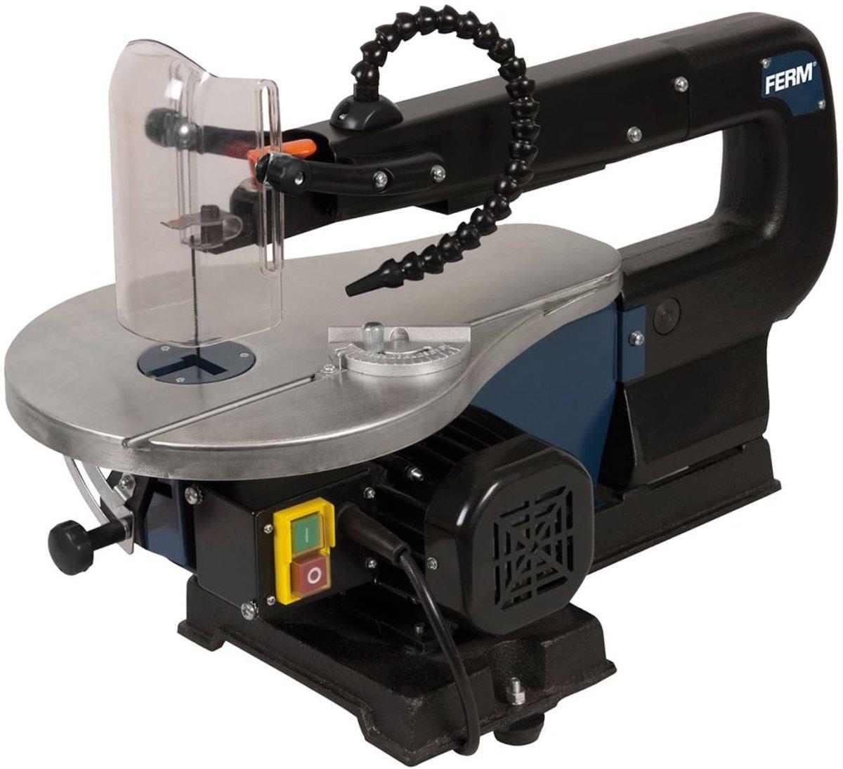 Ferm SSM1005 Figuurzaagmachine - 90 Watt