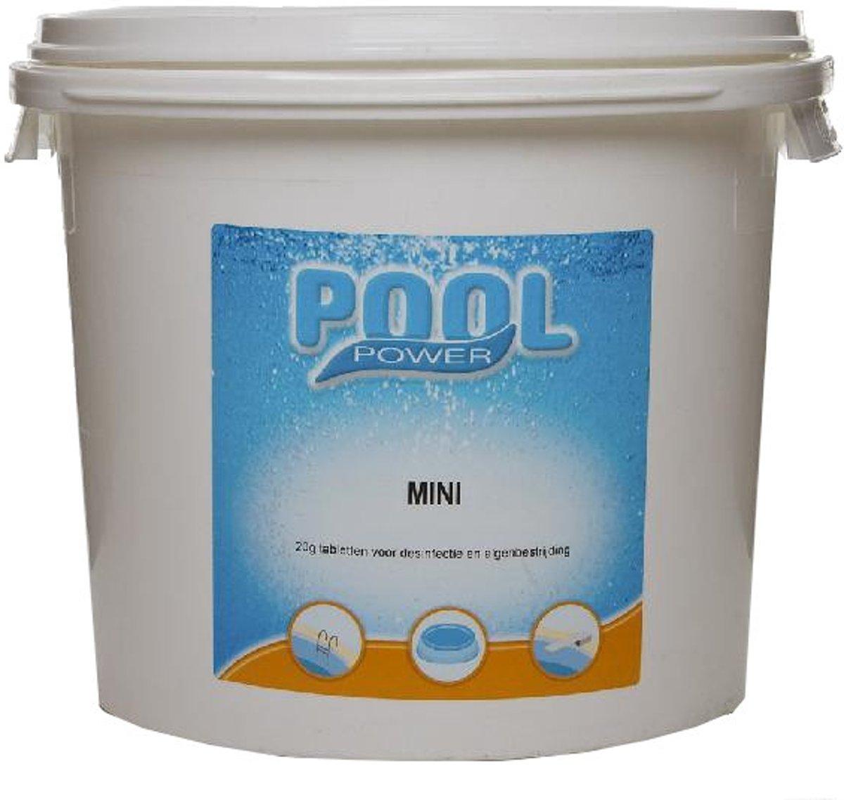 Pool Power mini 20 gr. 5 kg