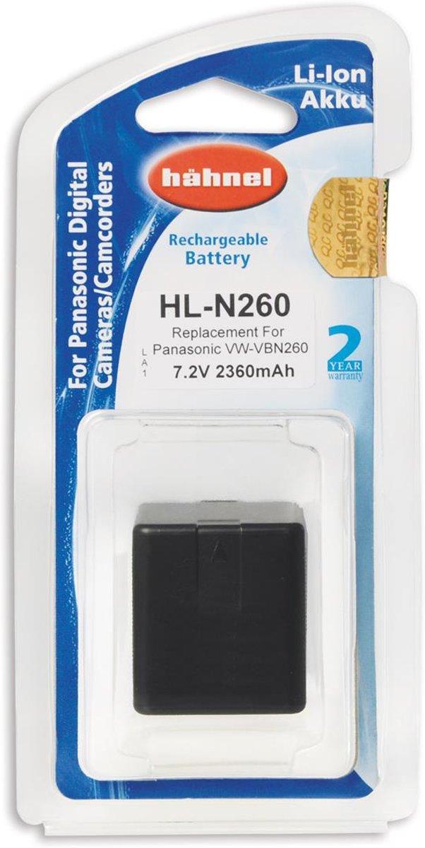 Hahnel HL-N260 Li-Ion accu (Panasonic VW-VBN260) kopen