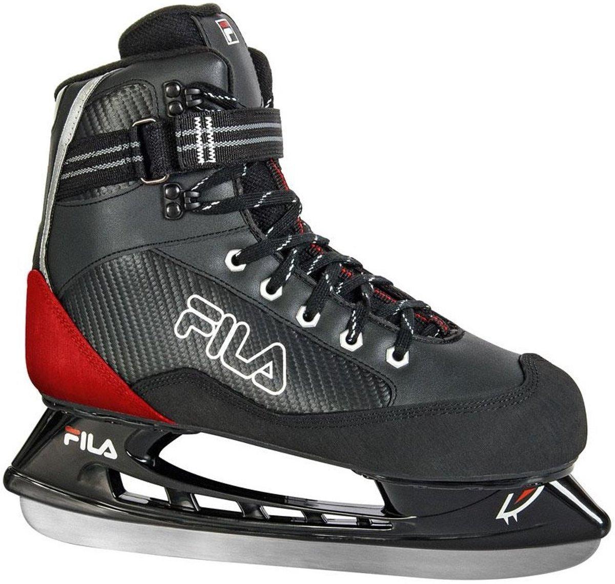 Fila Ijshockeyschaatsen Viper Rtl Heren Zwart Maat 38