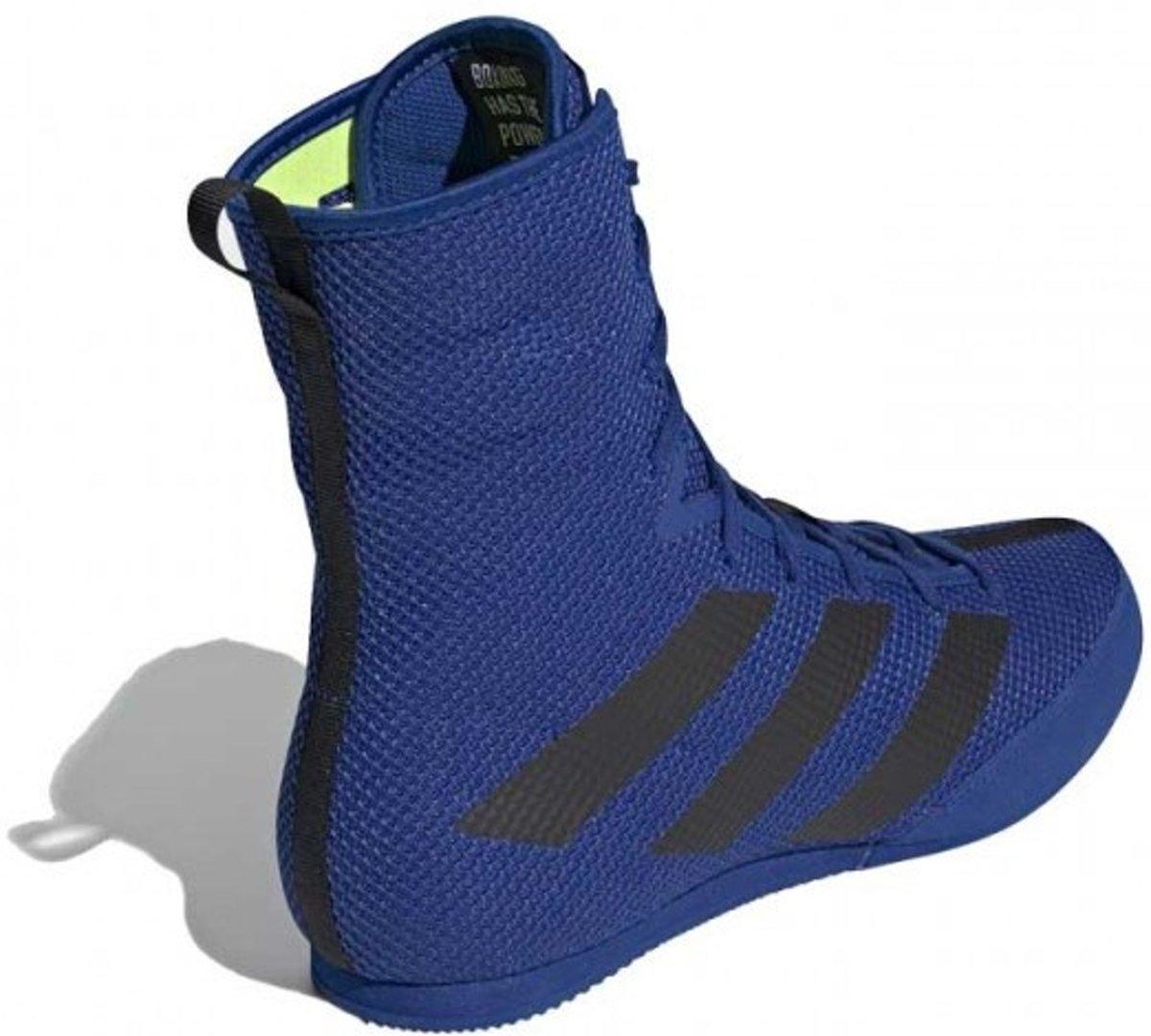 adidas Boksschoenen Box Hog 3 Blauw Maat 38 23 (5.5)