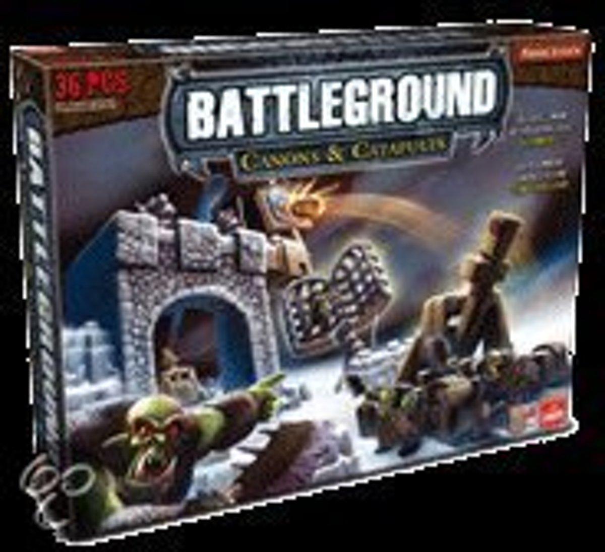 Battleground - The Prison Attack