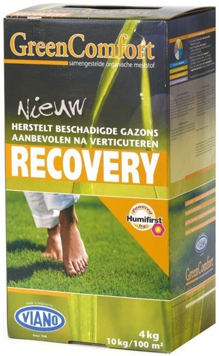 Viano Gazonmeststof Recovery 4 kg