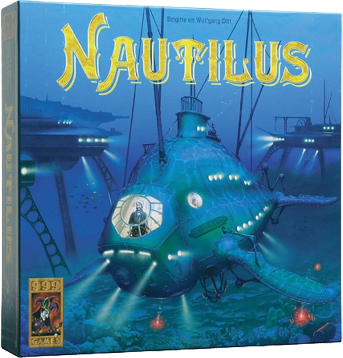Nautilus - Bordspel