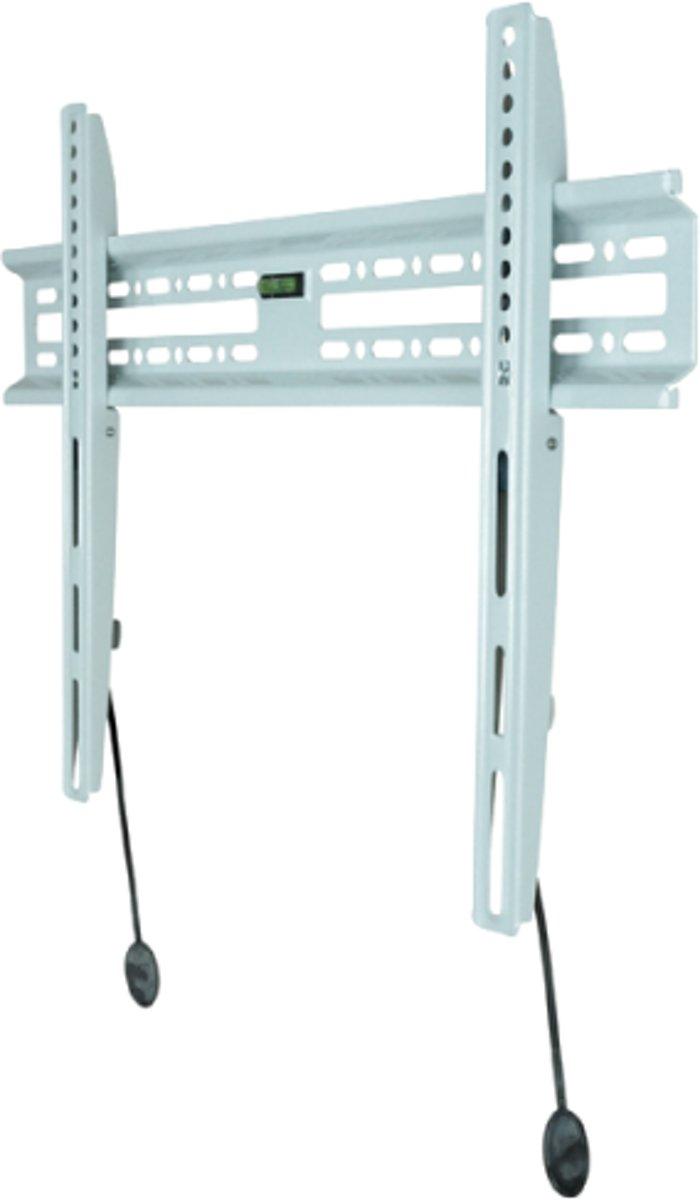 DQ Argus CT-PLB-1222N - Vaste muurbeugel - Geschikt voor tv's van 32 t/m 63 inch - Wit kopen