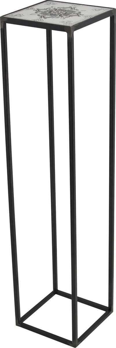 Spinder Design Ibiza - Zuil - 20x20x90 cm - Blacksmith/Tegels kopen