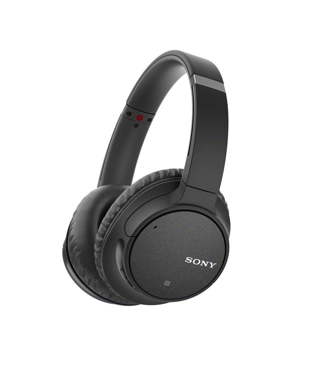 Sony WH-CH700N - Draadloze over-ear koptelefoon met Noise Cancelling - Zwart voor €117