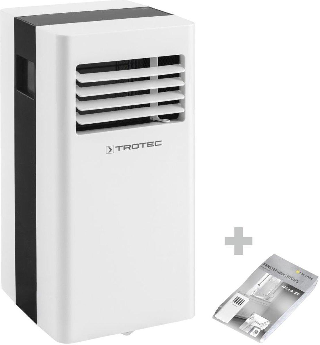 TROTEC Mobiele airco PAC 2100 X & AirLock 100 kopen