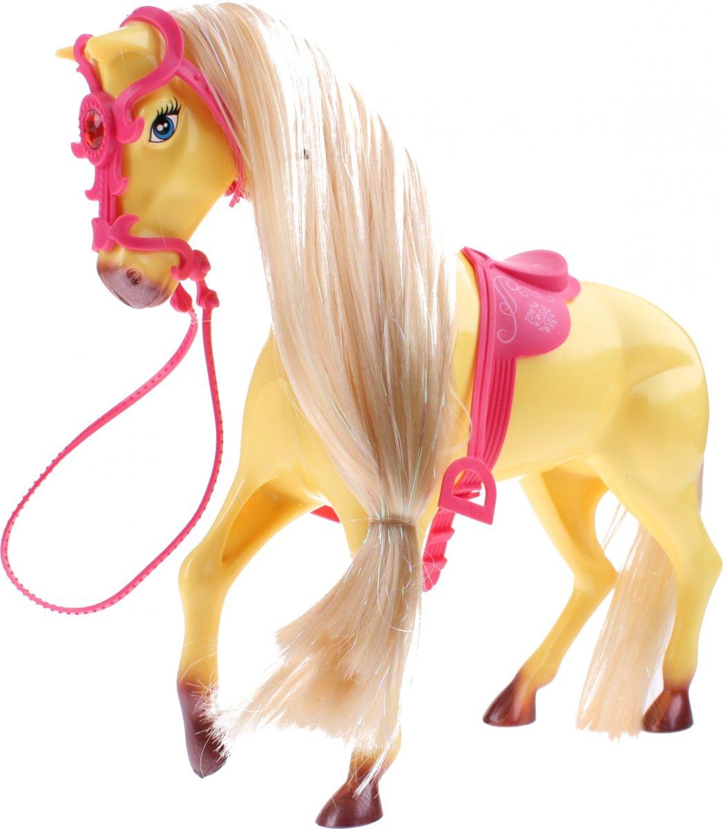Toi-toys Sofie Paard Met Borstel 25 Cm Geel kopen