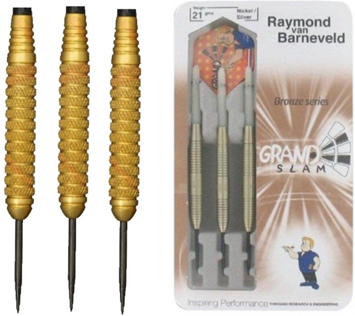 GrandSlam Raymond van Barneveld Bronze series - dartpijlen - 22 gram