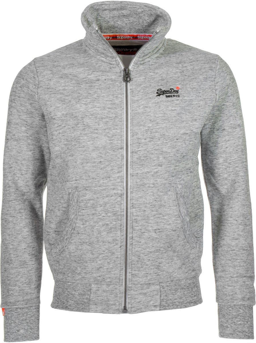 | Superdry Orange Label Tracktop Sportvest Maat L
