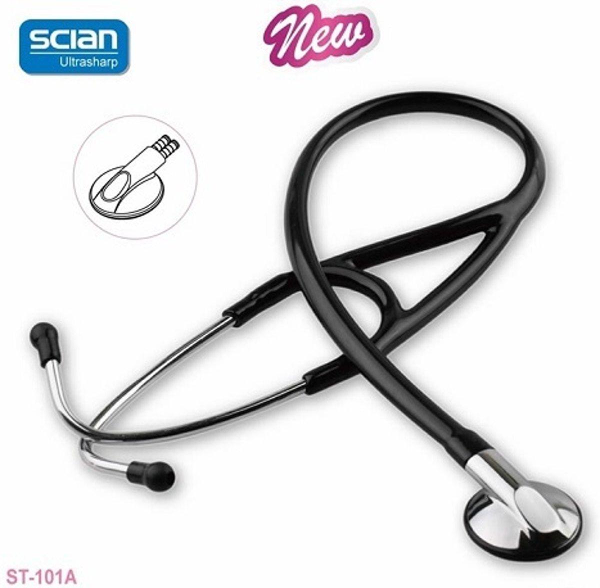 Stethoscoop verzwaard borststuk