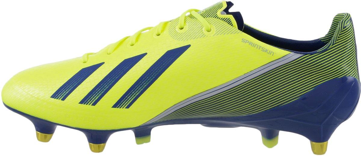 adidas f50 geel rood