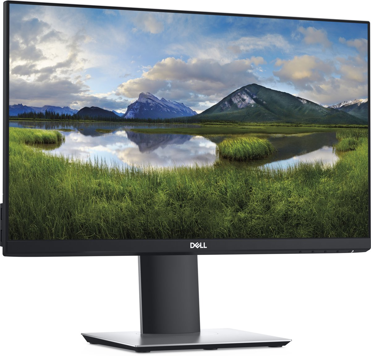DELL P2219H computer monitor 54,6 cm (21.5'') Full HD LED Flat Zwart
