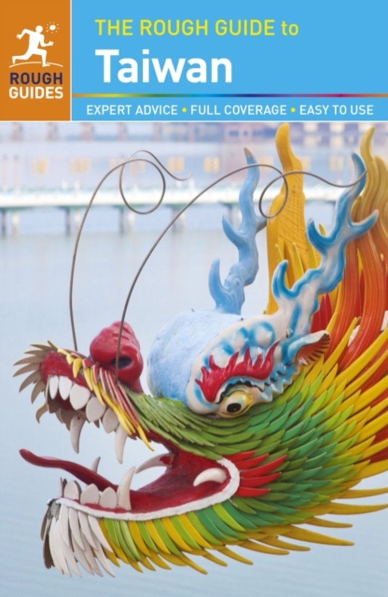 The rough guide to taiwan (rough guides) harvard book store.