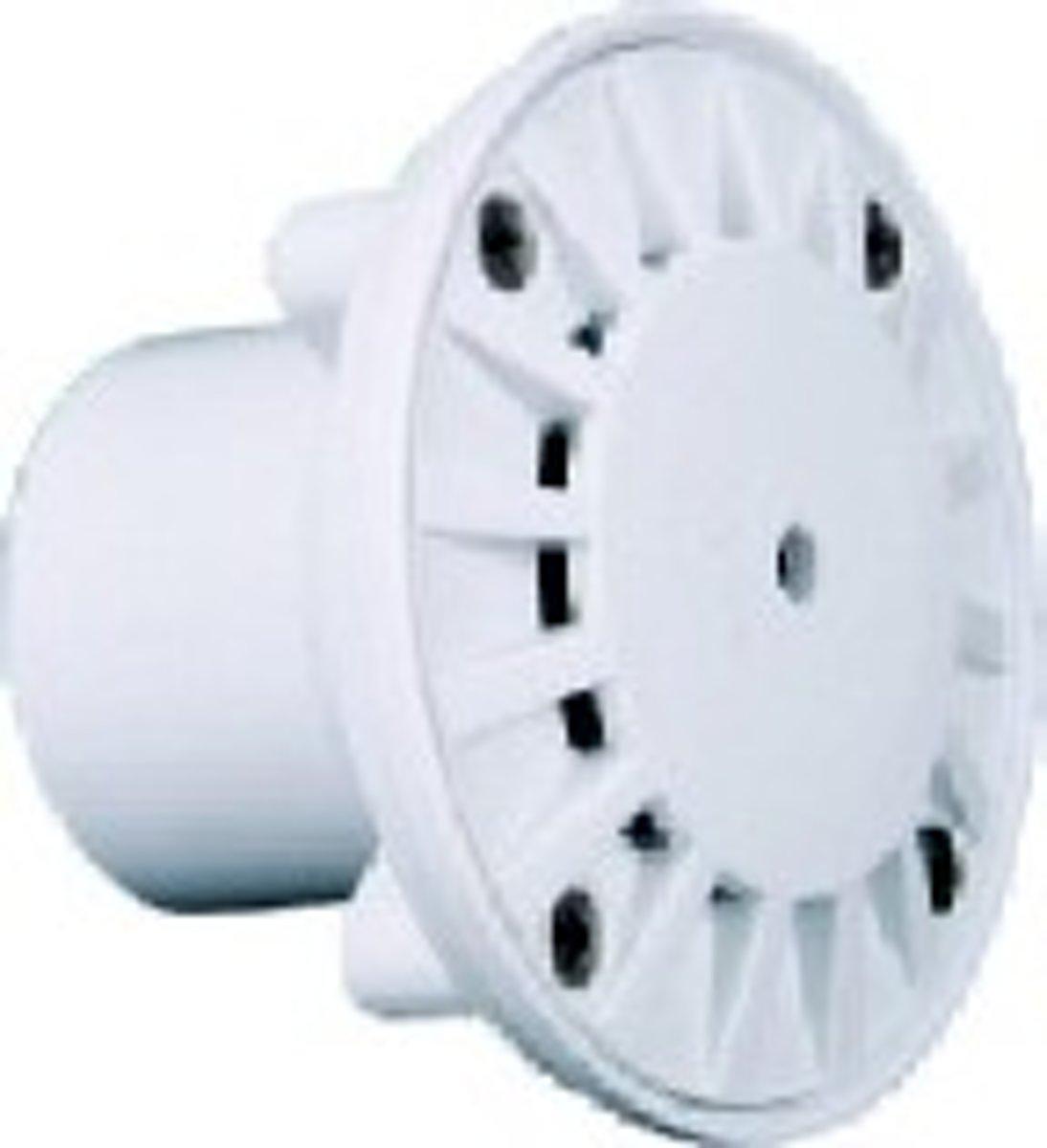 Aquaforte Bodeminlaat 50mm met instelbare flow voor foliebaden