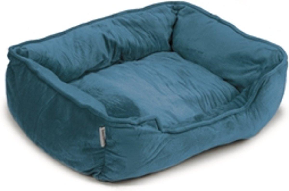 Beeztees Gisa - Kattenmand - Blauw - 56x46x18 cm
