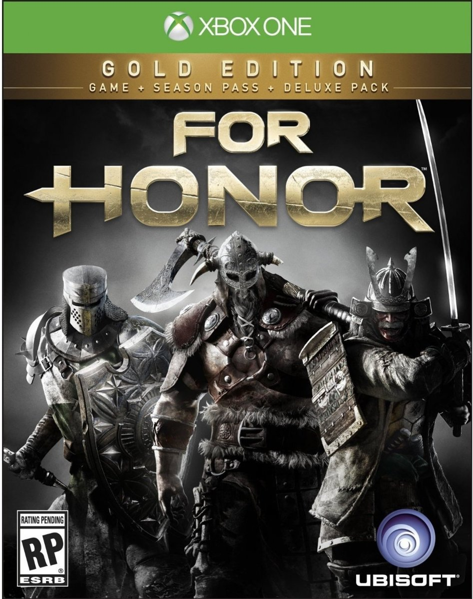 For Honor - Gold Edition Xbox One