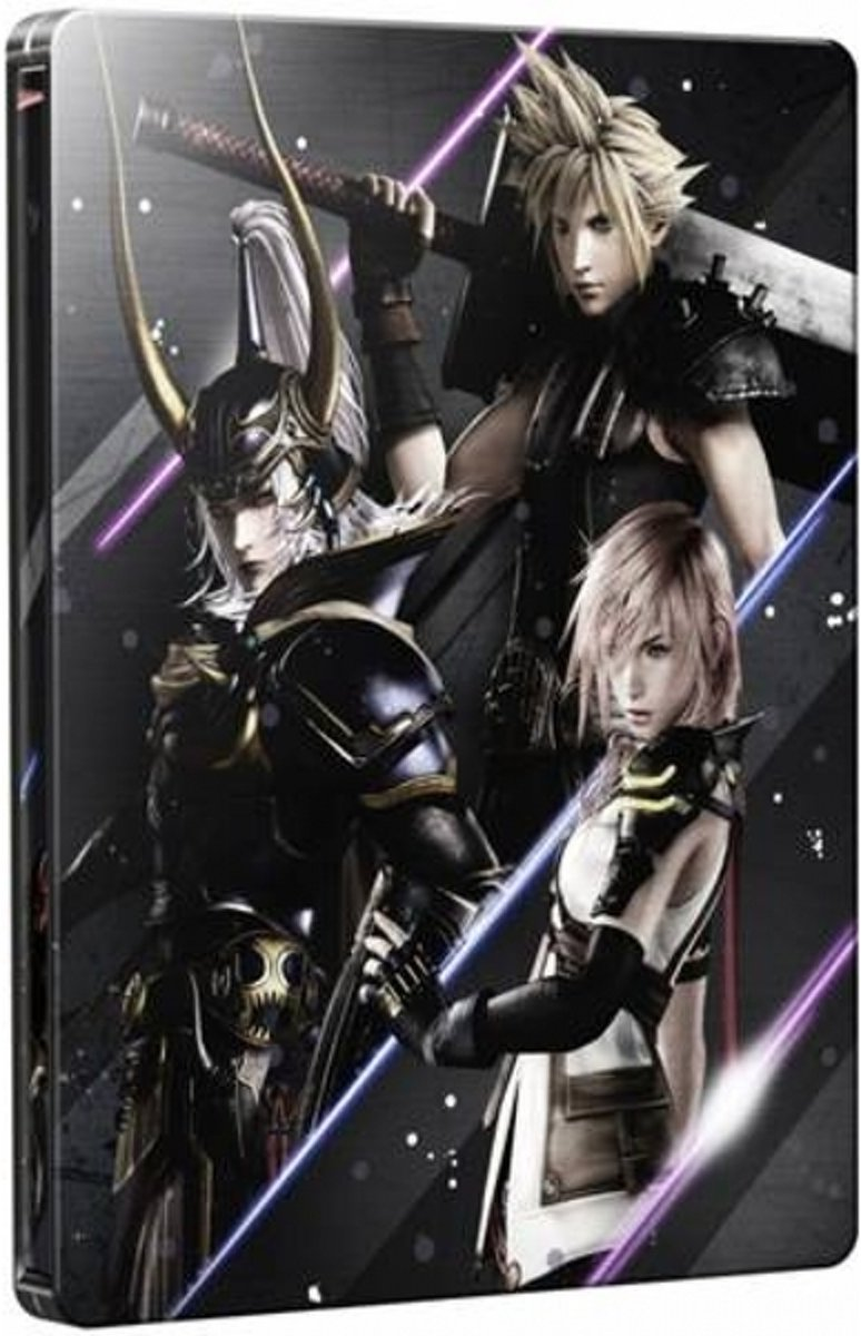 Dissidia Final Fantasy NT Steelbook Edition PlayStation 4