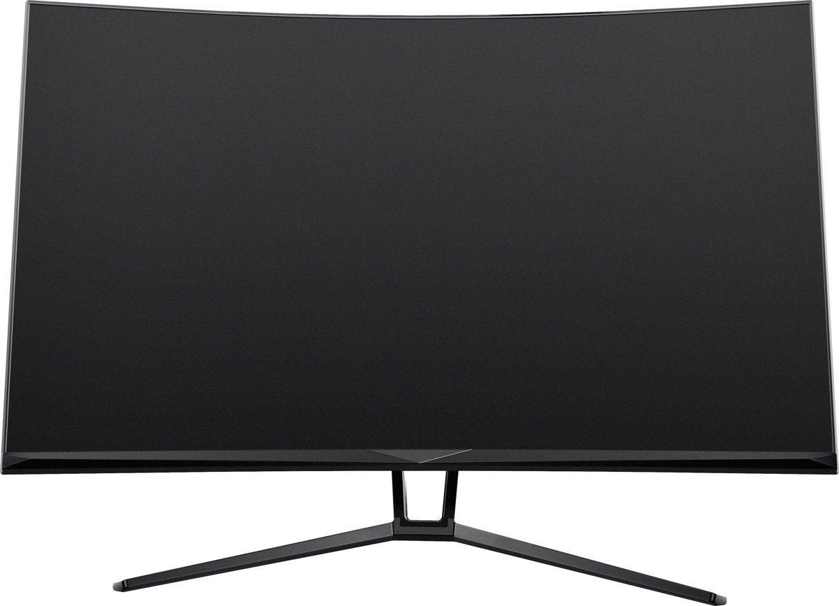 Denver Electronics MLC-3202G 31.5'' Full HD LED Gebogen Zwart computer monitor