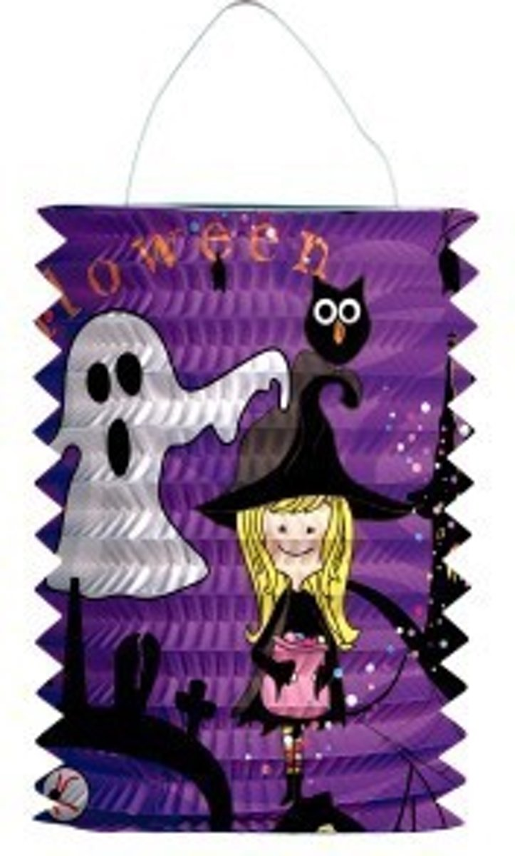 Lampion Happy spook kopen